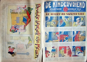 De Kindervriend, Belgian weekly children's journal contained five serialized Verne stories: information now complete thanks to reactions from readers