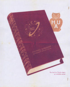 Illustration: Back side of the leaflet