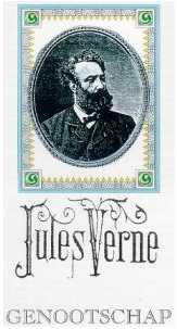Logo: Dutch Jules Verne Society