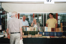 Photo: Bookmarket in Dordrecht