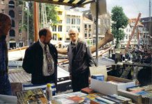 Photo: Book market Delfshaven