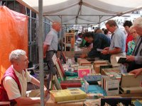 Photo: Book market Dordrecht