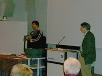 Photo: Lecture at the University of Twente